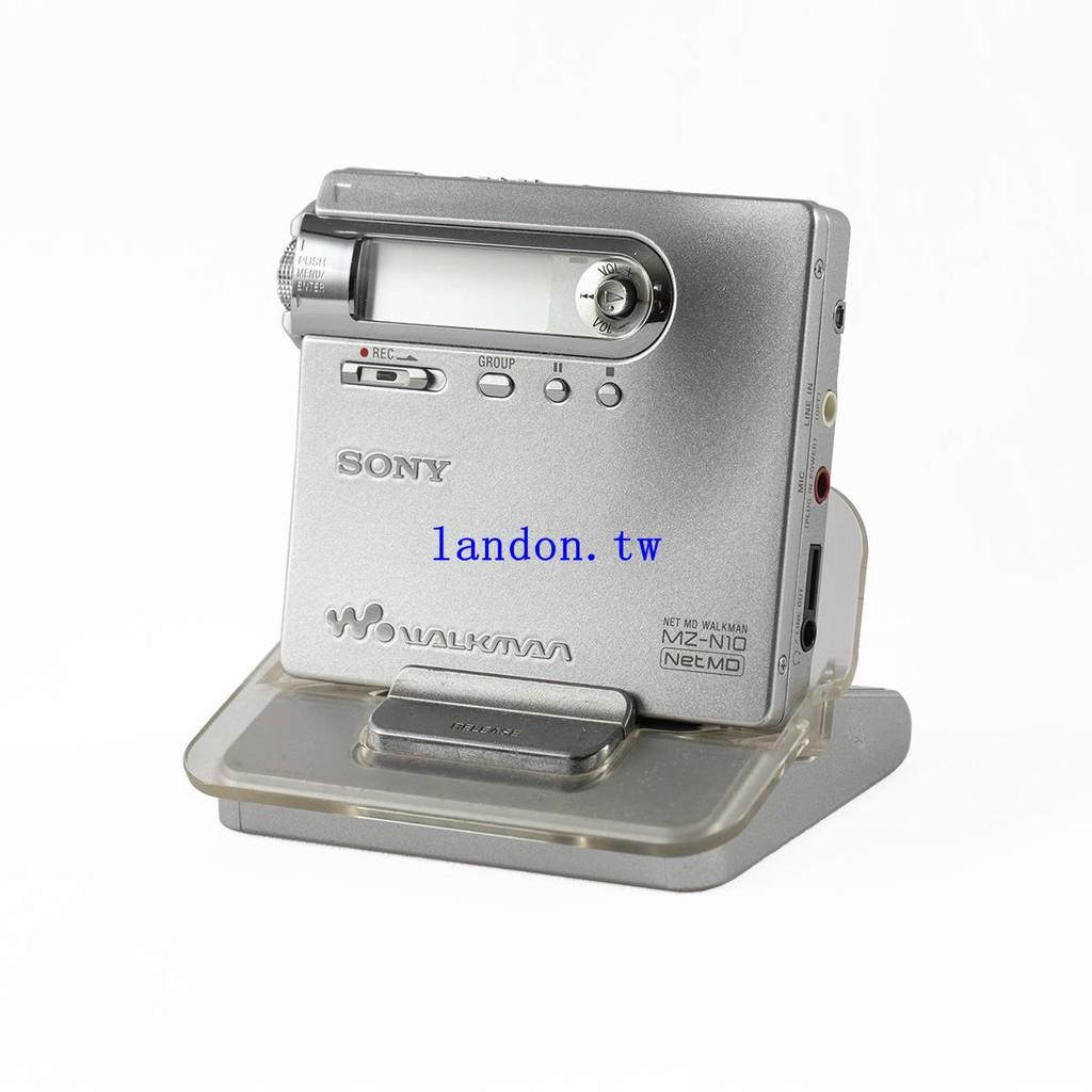 日本直采 SONY MZ-N10 索尼MD隨身聽 minidisc 播放器