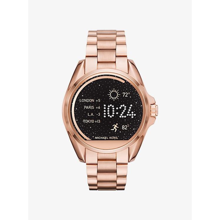 【血拼妞】Michael Kors Smartwatch 智慧錶 觸控式 玫瑰金 手錶 MKT5004 《預購》