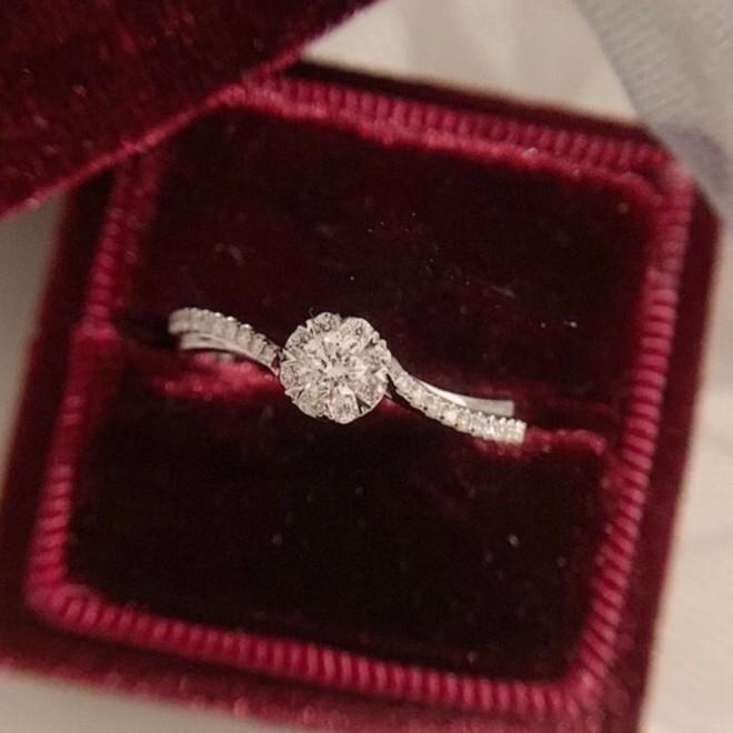 璽朵珠寶 [ 18K金 15分 典雅 鑽石戒指 ] 微鑲工藝 精品設計 鑽石權威 婚戒顧問 婚戒第一品牌 鑽戒 GIA