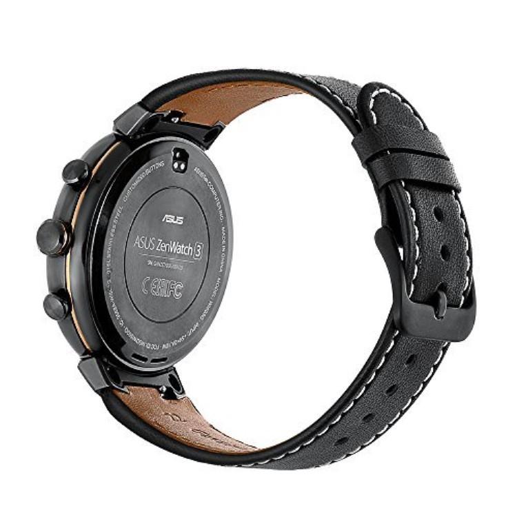 Asus ZenWatch3 錶帶 真皮錶帶 錶鏈