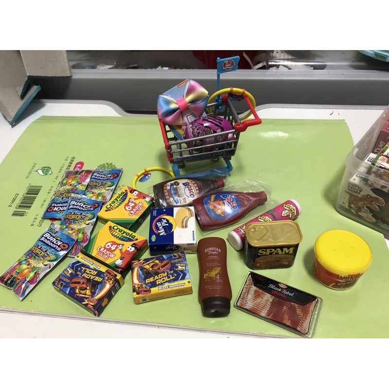mini brands 歡樂驚喜蛋 超市
