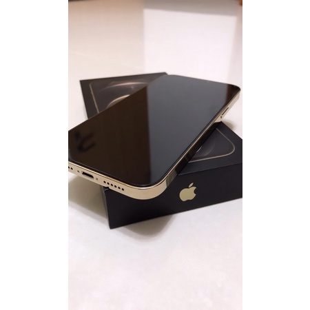 iPhone 12 Pro Max 256G金色 二手近全新