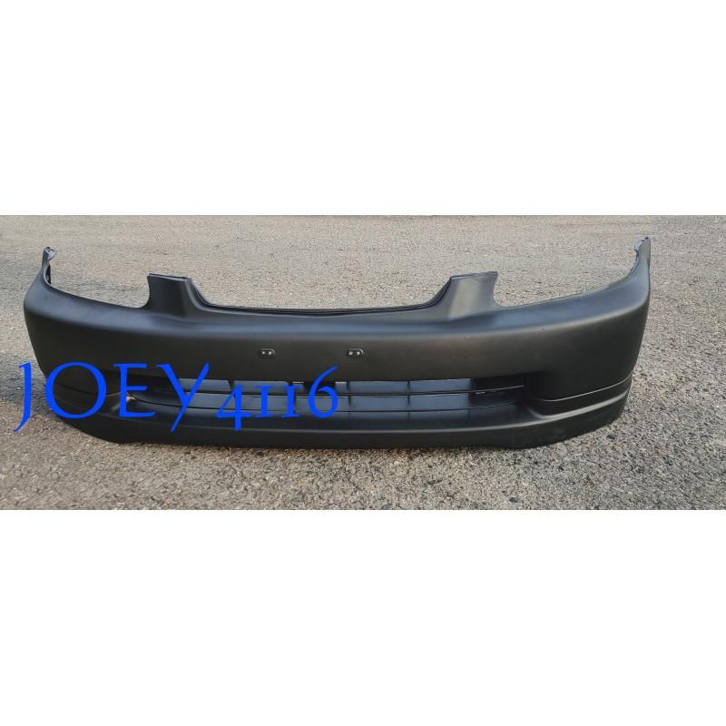 HONDA 96-98 CV K8 2D 3D 4D K8 無飾條前保桿+日規版Type-r 下巴中包套件- 塑膠材質