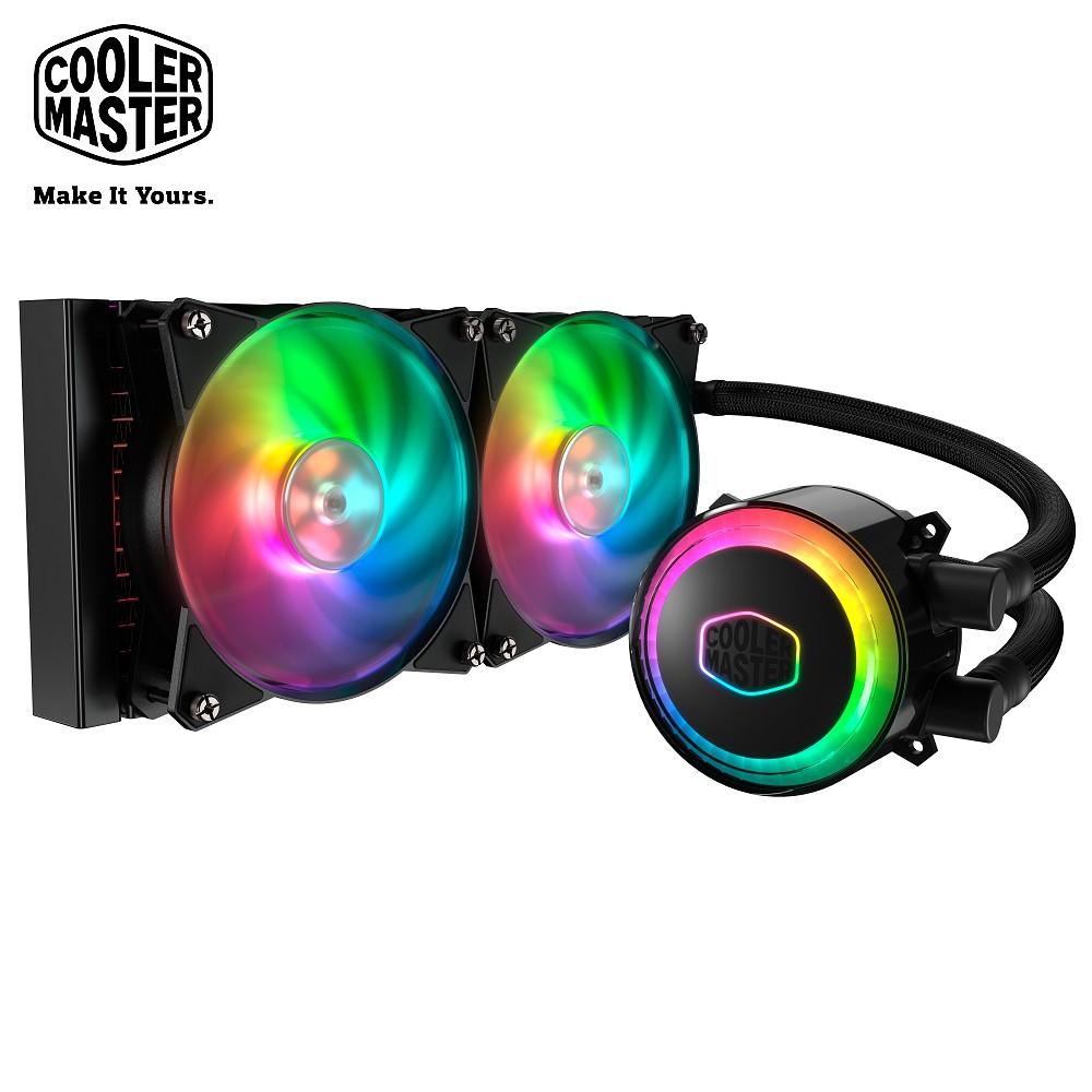 Cooler Master 酷碼 MasterLiquid ML240R RGB水冷散熱器