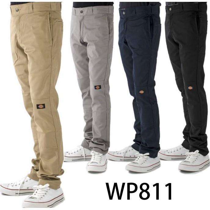 Dickies WP811 休閒長褲 修身窄版 熱賣款 現貨四色