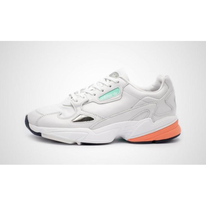 正品 Adidas Originals Falcon W 老爹鞋 女鞋 休閒運動鞋 B37845 現貨