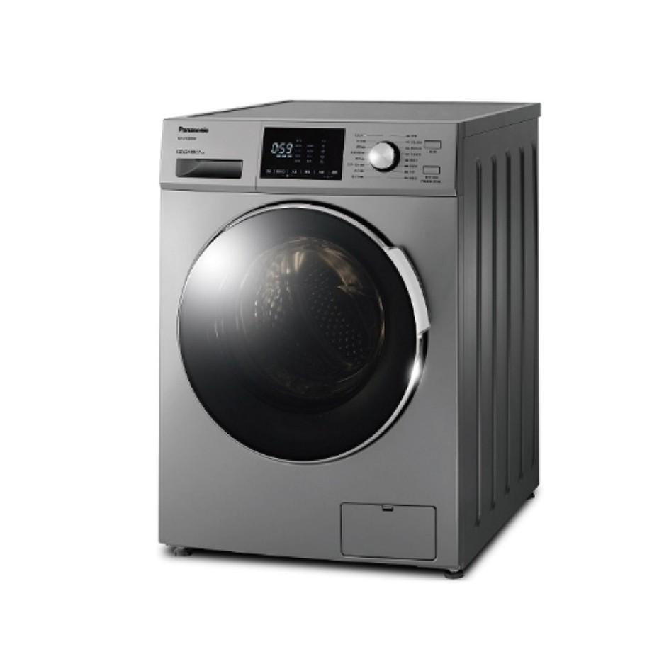 【Panasonic】12KG洗脫烘滾筒洗衣機NA-V120HDH-G