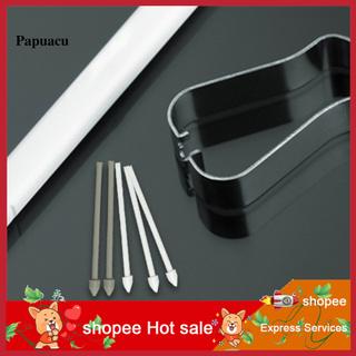 Papua 1 套筆尖便攜式替換,  帶有金屬夾筆手寫筆 S 筆尖填充工具,  用於 Samsung Tab 6 /  7 N