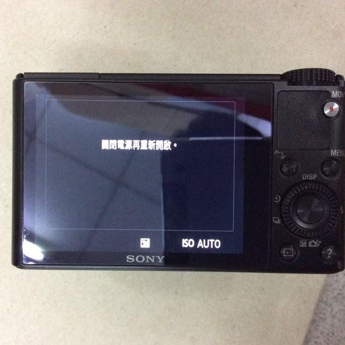 【明豐】相機維修 關閉電源再重新開啟 SONY RX100 m2 m3 HX30 HX50 鏡頭維修