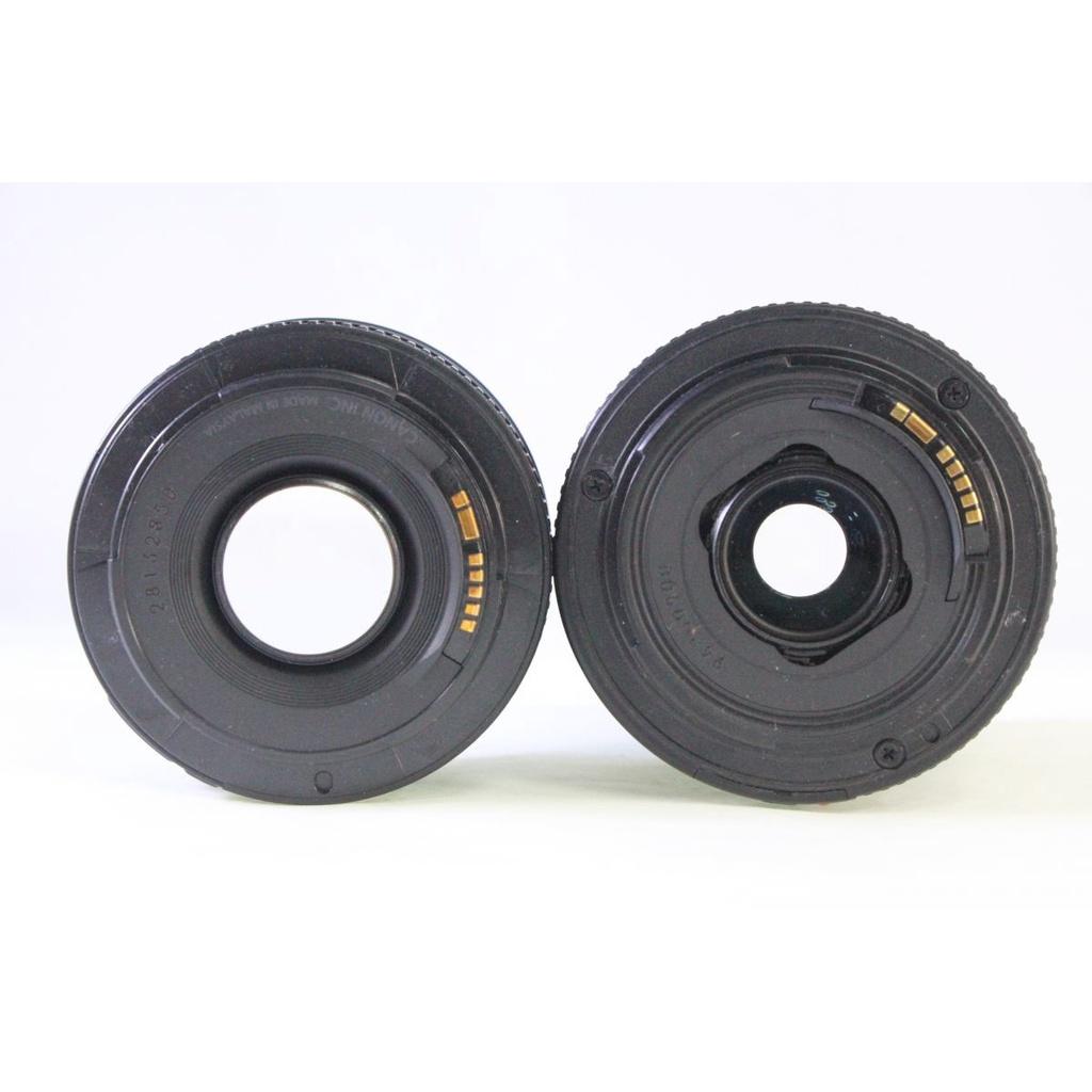 【日本直郵】中古嚴選特價★Canon EF 50mm F1.8 II + 55-200mm USM