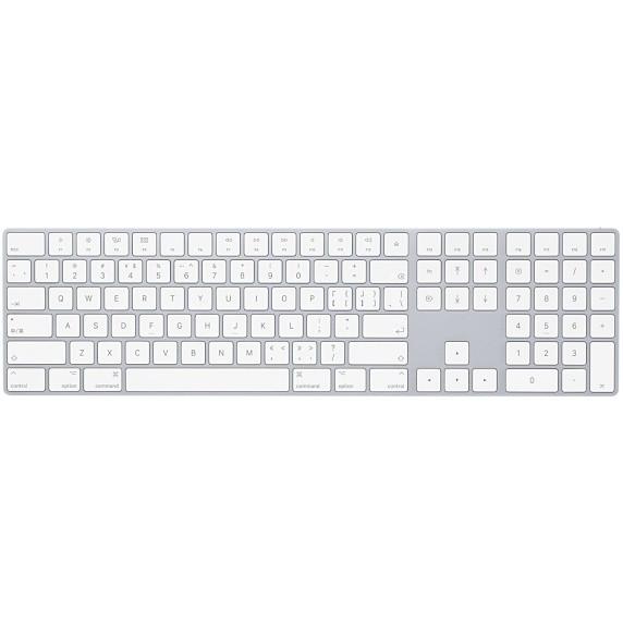 APPLE Magic Keyboard MQ052CT/A 藍芽無線鍵盤 _ 原廠公司貨 (中文拼音)