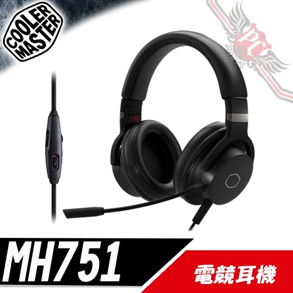 Cooler Master MH751 電競耳機 PC PARTY