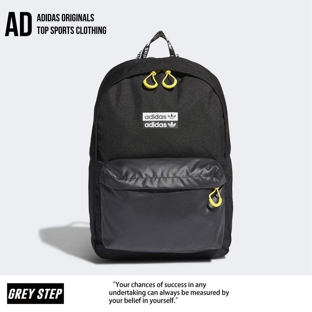 Adidas 愛迪達 三葉草 R.Y.V 後背包 背包 黑色 FM1293 全新公司貨 快速出貨 統一發票