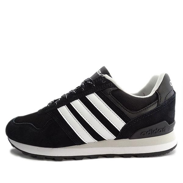 Autocomplacencia cristiano colorante  Adidas NEO 10K W [BB9800] 女鞋運動休閒黑白- 蝦皮商城- LINE購物