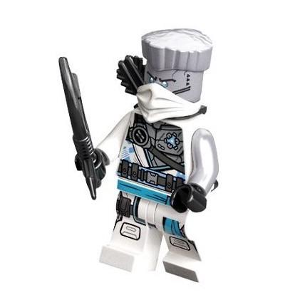 【台中翔智積木】LEGO 樂高 忍者系列 71746 71748 Island Zane 冰忍 附武器