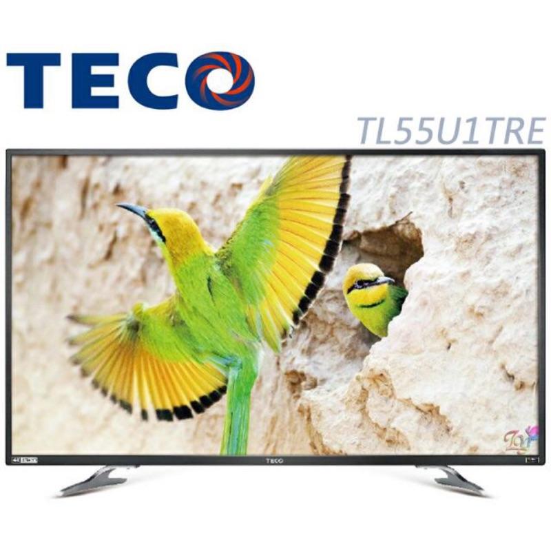 自售 Teco 55吋 真4k smart tv