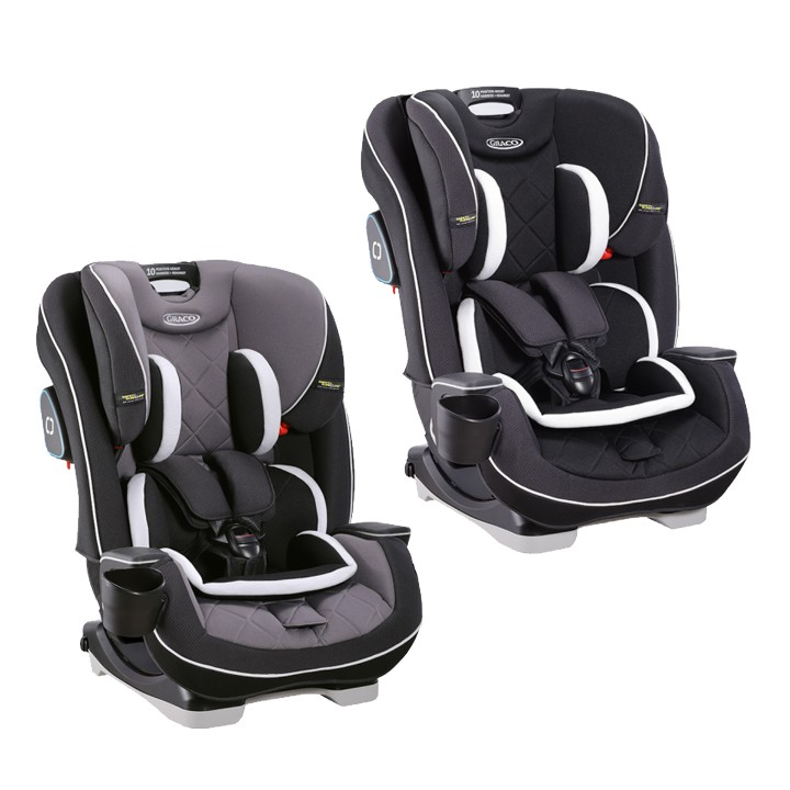 Graco 0-12歲長效型嬰幼童汽車安全座椅SLIMFIT LX