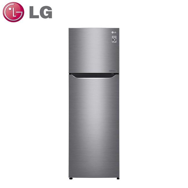 (LG樂金)253公升變頻雙門冰箱 , GN-L307SV~免運!!免運!!(含拆箱定位)