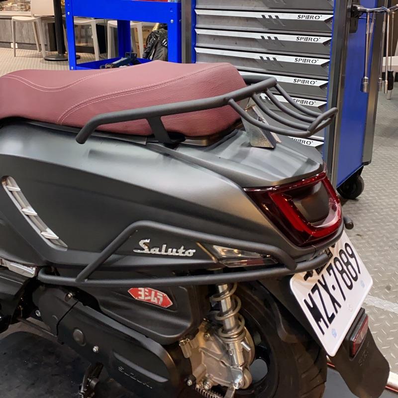 Suzuki Saluto125 後保桿