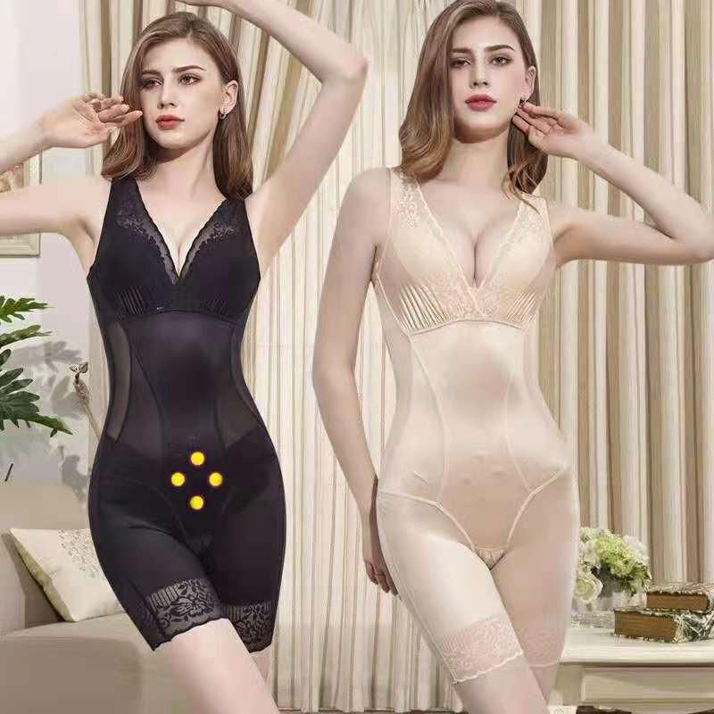 【火爆網紅新品】塑身衣  美人計塑身衣正品  美體衣  減肥瘦身連體衣 后脫式收復提臀燃脂美體衣