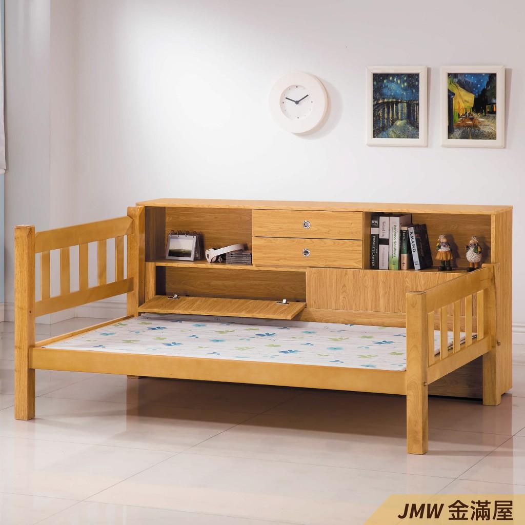 [免運]雙層床 上下舖 雙人5尺 標準單人 全實木 鐵床鋪-C094-4-1
