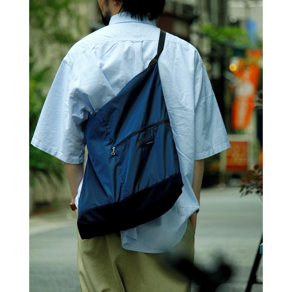 {XENO} 全新正品 nanamica Utility Shoulder Bag L 單肩包 斜背包 大容量 防潑水
