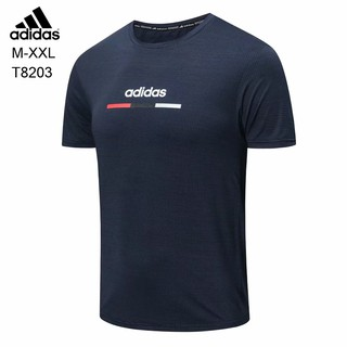 愛迪達 adidas 男 t恤 短袖 圓領 常規長度 M-2XL 透氣男t 純棉 t恤 機能衣 四季通用款 宜蘭縣