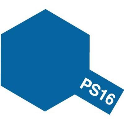 【龍門】TAMIYA 田宮軟殼專用噴漆 PS-16金屬藍