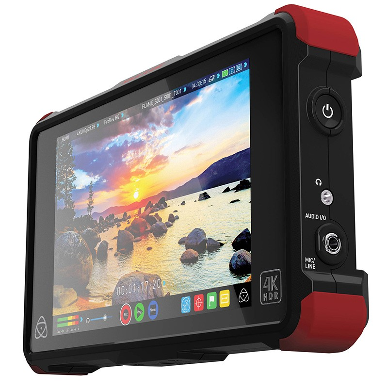 ATOMOS Ninja Flame KIT 套組 4K HDR 7吋 監視記錄器 相機專家 [公司貨]