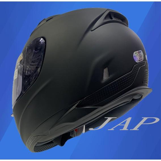 M2R  F2C 素色 F2-C 消光黑 安全帽全罩 全可拆洗 複合玻纖帽體 超輕量化