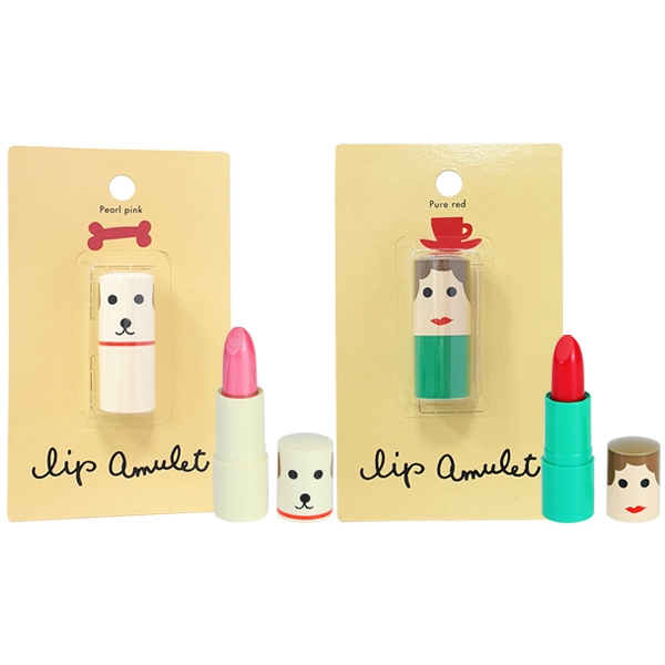 SHISEIDO 資生堂 護唇霜(2.3g)【小三美日】Lip Amulet D157871