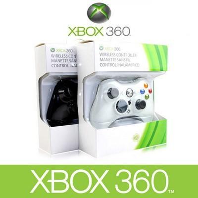 微軟全新XBOX360原廠無線手把 搖桿 支援 Steam PC 電腦端 主機適用 360無線/有線遊戲手柄