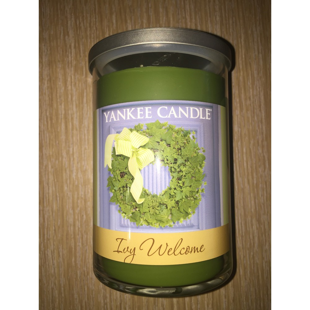 Yankee Candle XYCE098T 蠟燭 IVY WELCOME