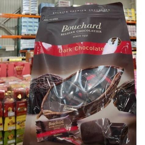 現貨 好市多Bouchard 72%黑巧克力