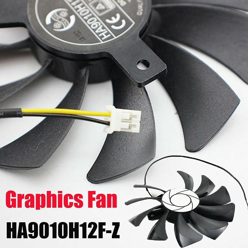 MSI RX560 GTX1050/1050ti AERO ITX 顯卡風扇 2Pin 85MM GPU散熱器風扇