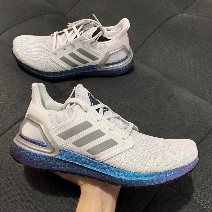 Adidas Ultraboost 20 x  星際藍紫中底 男款EG0755/女款EG1369