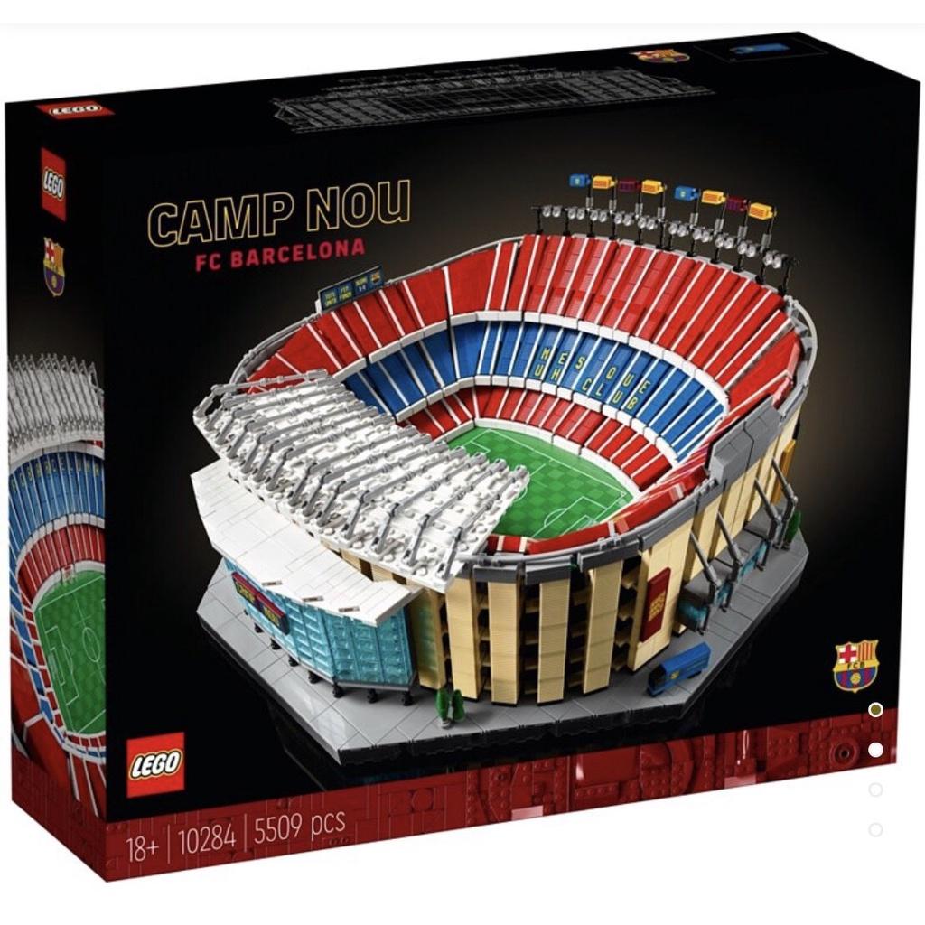 LEGO 10284 西班牙巴塞隆納 諾坎普球場(預購)