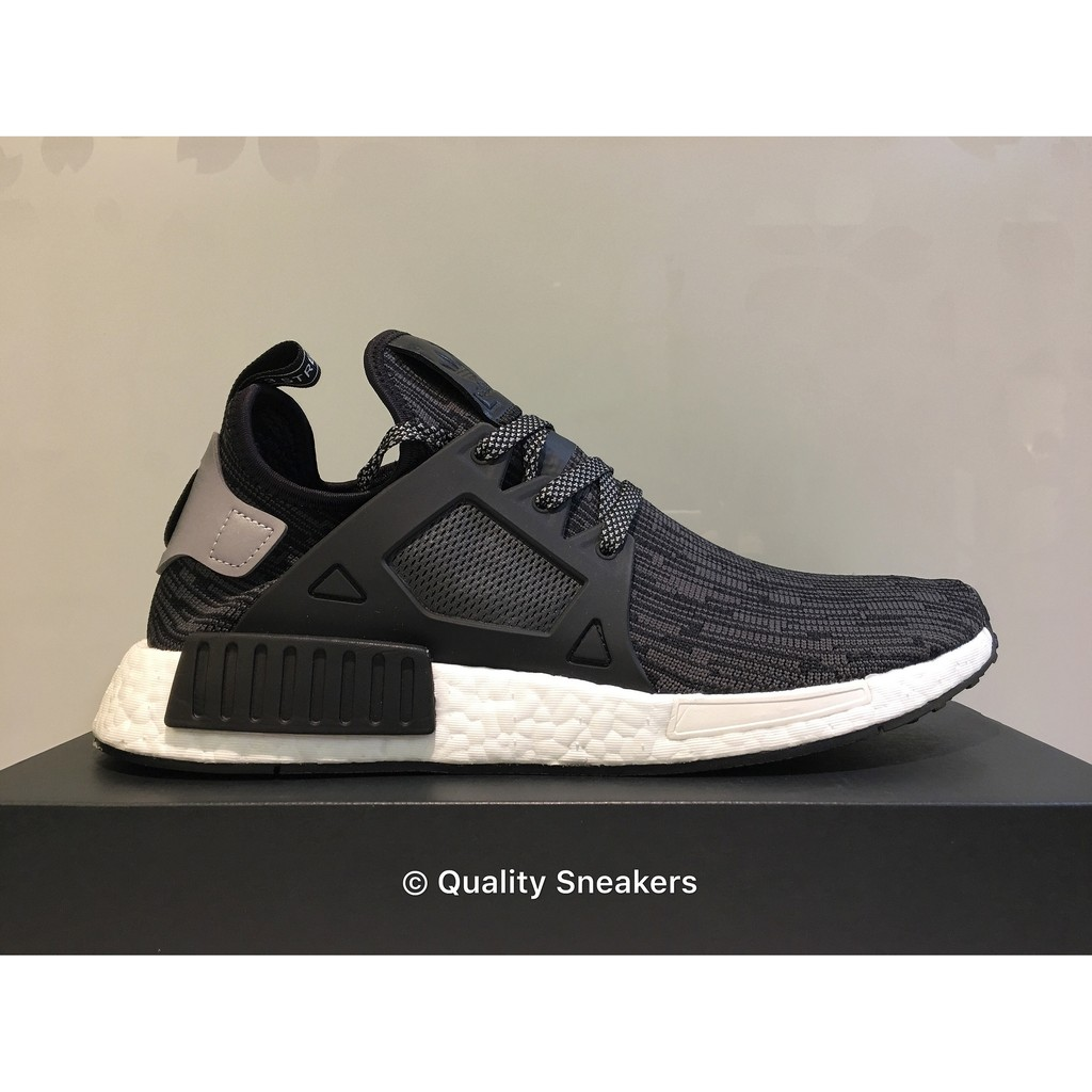 the best attitude bcb29 f8924 Quality Sneakers - Adidas NMD XR1 PK 黑白 反光 S77195