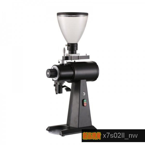 2021上新【台灣特供】110V大磨王咖啡磨豆機電動商用意式手沖大型研磨咖啡豆掛耳粉碎機廠家直銷~ NRCy