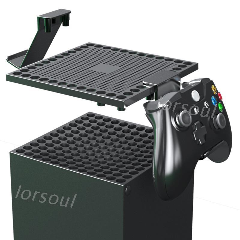 Ior * Xbox Series S X 多功能散熱的主機防塵罩