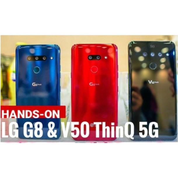 免運 99新無傷 LG V50 高通855 6+128G OLED 5G手機 G8韓版G8X雙卡 電信 福利機 空機