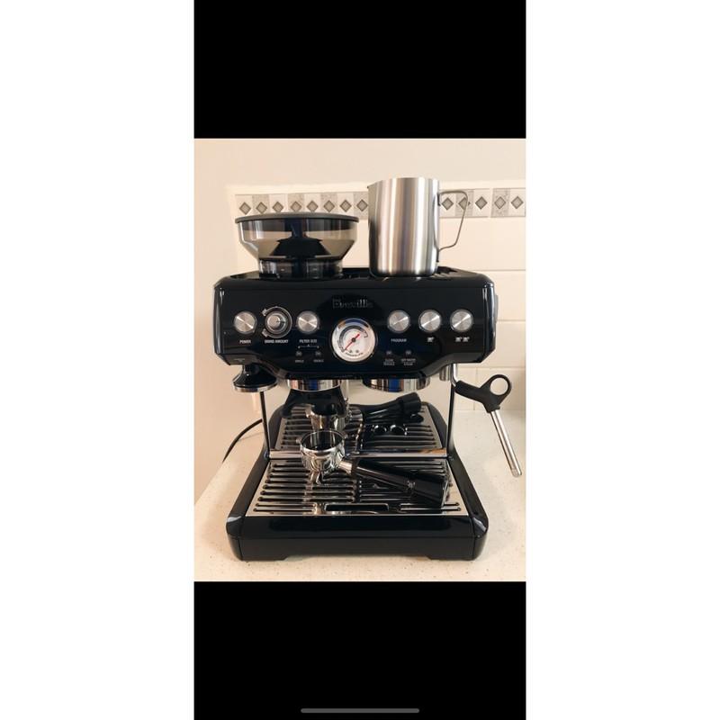 Breville BES870XL 咖啡機