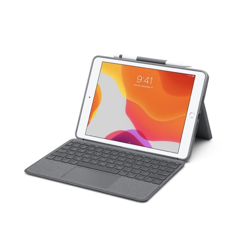 羅技 Logitech Combo Touch 鍵盤 iPad 10.5吋 二手