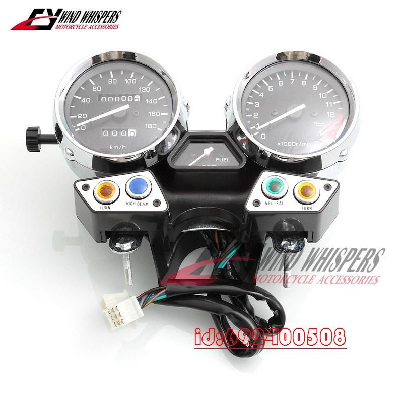 現貨 Motorcycle Speedometer Tachometer speed meter assembly Fo