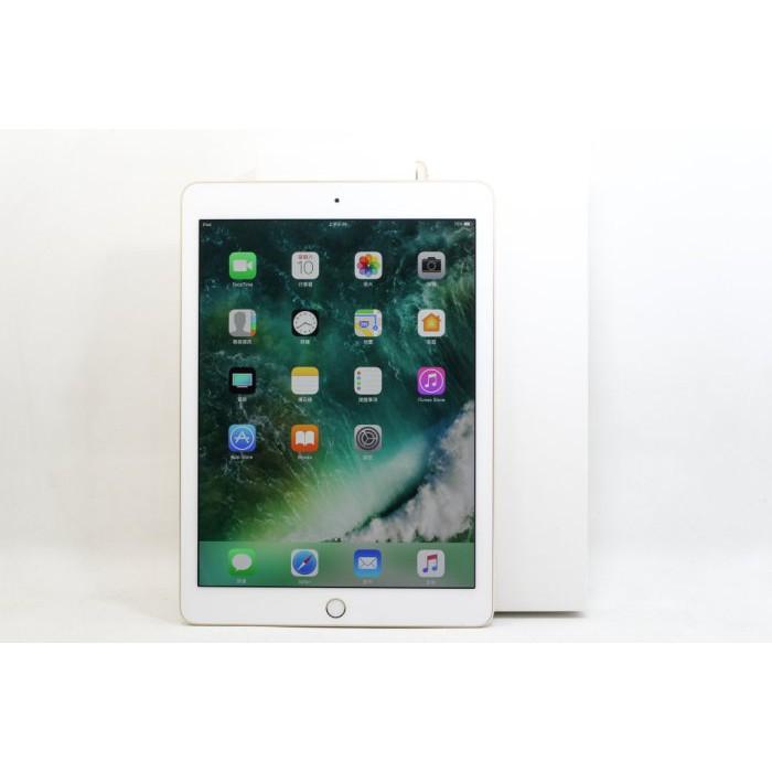 【高雄青蘋果3C】Apple iPad Pro 9.7吋 金 WIFI版 128GB 二手平板 #21889