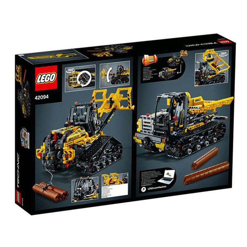 全新LEGO樂高42094 Technic科技履帶式裝卸機2019新款