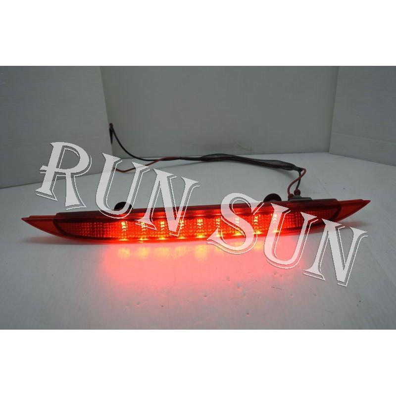 ●○RUN SUN 車燈,車材○● 全新馬自達07 08 09 10 MAZDA 5 LED正廠全紅 第三 煞車燈 一支