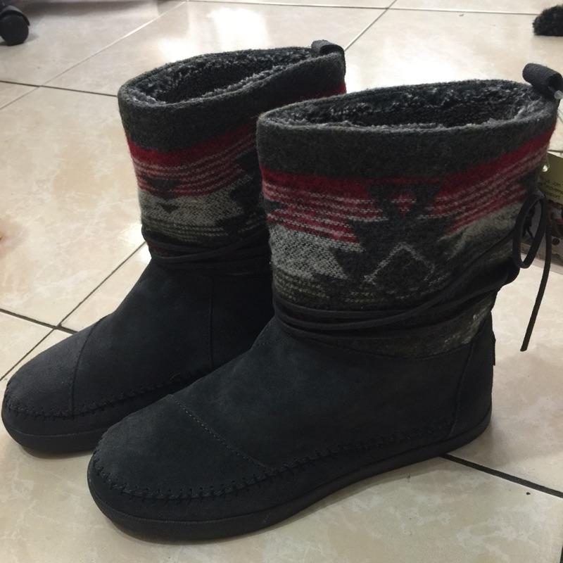 TOMS 雪靴❄️