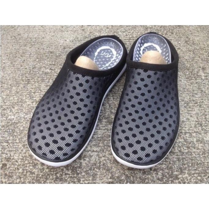 【KLOX】全新正品 Nike Air Rejuven8 Mule3 網紗透氣鳥巢 包頭氣墊拖鞋