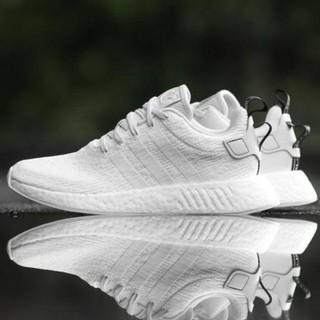 new styles 5f7a0 7bb45 稀有 全白 R2 Adidas Orignals NMD R2 BY3014